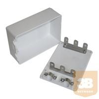 Beltéri műanyag doboz, 30-as, Krone rendszerű