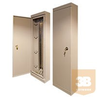 Krone beltéri fém rendező szekrény, 340 érpár