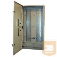 Krone beltéri fém rendező szekrény, 680 érpár