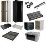 Rack szekrények és kiegészítők